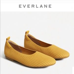 Everlane The Day Glove in ReKnit Flats NWOT 7.5